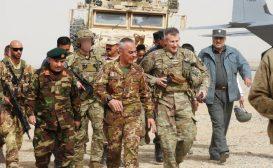 Gli italiani tornano a Farah per assistere le forze di sicurezza afghane