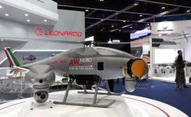 Leonardo: verso la certificazione dell'elicottero senza pilota AWHERO