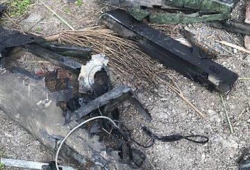 Saequeh abbattuto IDF