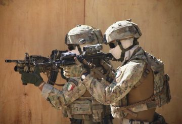 i ranger del contingente italiano (002)