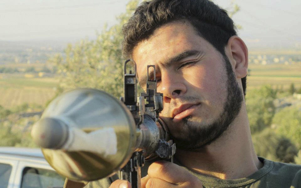 Free Syrian Army Reuters