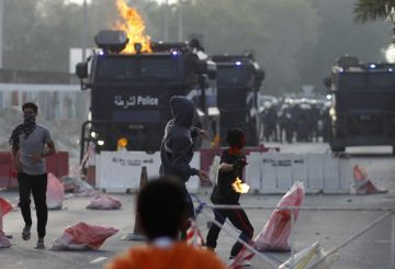 bahrain-police-clashes-protest