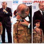 """Erdogan e la bambina """"martire"""": scene da una Turchia che non vogliamo vedere"""