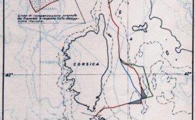 L'accordo con la Francia e i contenziosi marittimi dell'Italia