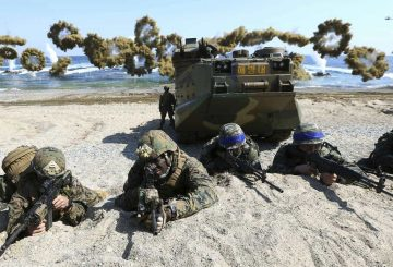 south-korea-US-military-exercise