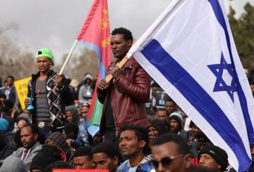 ISRAEL-AFRICA-ERITREA-MIGRANTS