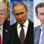 Trump mostra i muscoli in Siria