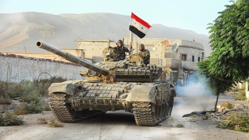 L'escalation del conflitto siriano