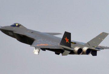 Chengdu J-20 44