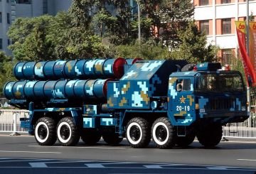 Chinese_HQ-9_launcher