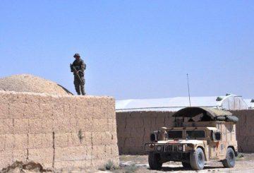 MISSIONE IN AFGHANISTAN MILITARI DELL'ESERCITO AFGANO IN OPERAZIONE (002)