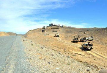 MISSIONE IN AFGHANISTAN MILITARI DELL'ESERCITO AFGANO IN OPERAZIONE._ (002)