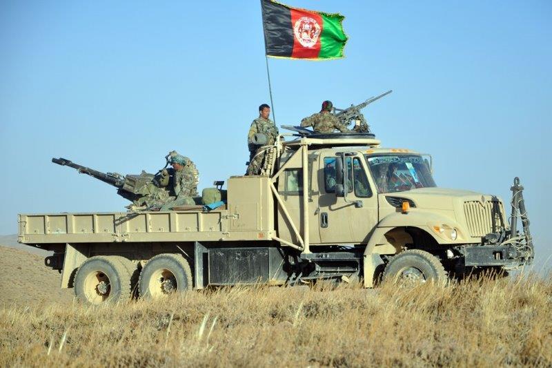MISSIONE IN AFGHANISTAN MILITARI DELL'ESERCITO AFGANO IN OPERAZIONE_ (002)