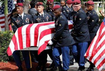 SOF caduti in Niger