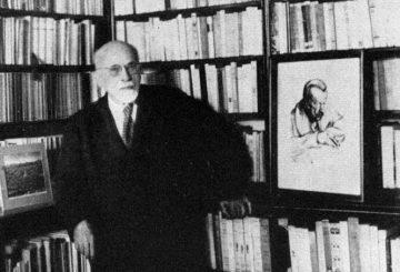 Salvemini_con_biblioteca