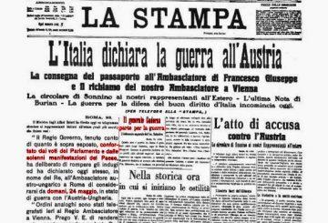 italia prima guerra mondiale