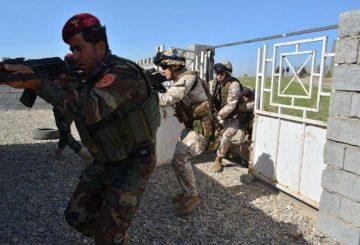 AIC terminata la formazione di nuovi Istruttori Militari (002)