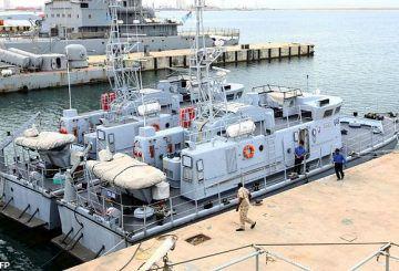 ANSA Pattugliatori italiani donati alla GC libica