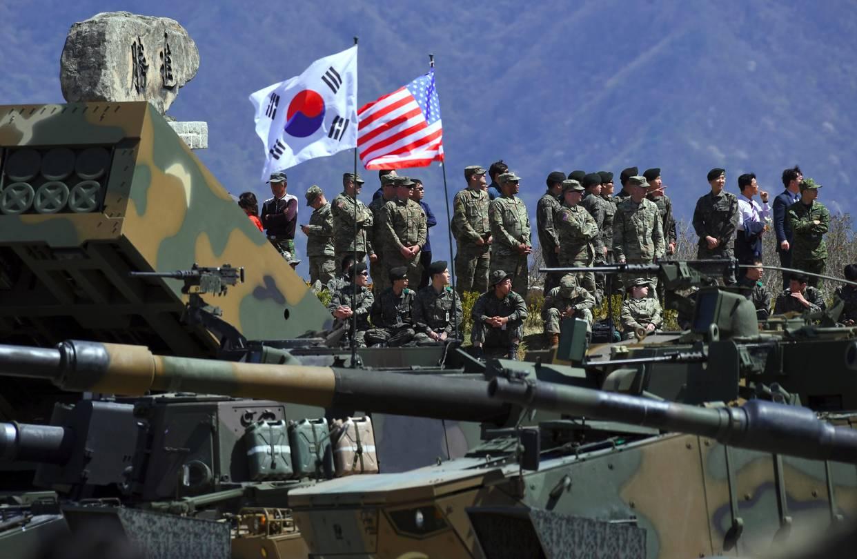 Il dibattito sulle esercitazioni congiunte Usa-Corea del Sud