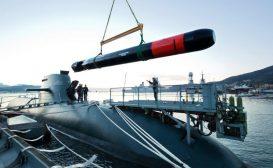 Siluri Leonardo Black Shark Advanced per la Marina Militare Italiana