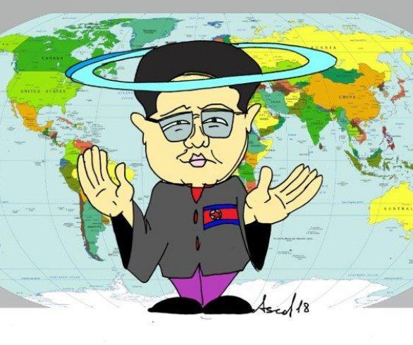 Santo Kim