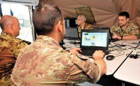 Il CIOC per la prima volta alla esercitazione cyber Joint Stars