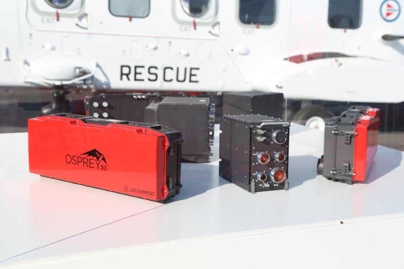 Leonardo: venduti oltre 40 radar AESA Osprey – Analisi Difesa