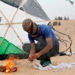 """A caccia di aquiloni: il """"kite terrorism"""" palestinese"""