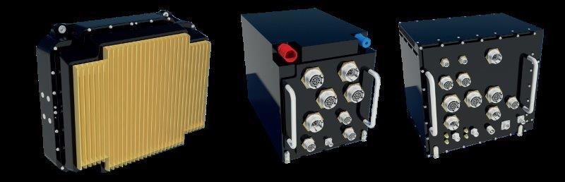 GRIFO E Fire Control Radar (002)