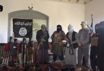 Truppe Califfato a lAmbar - stato Islamico