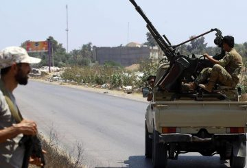AFDP agosto 18 Tripoli LIBYA-UNREST