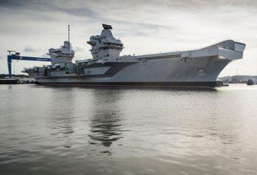 HMS QUEEN ELIZABETH 01
