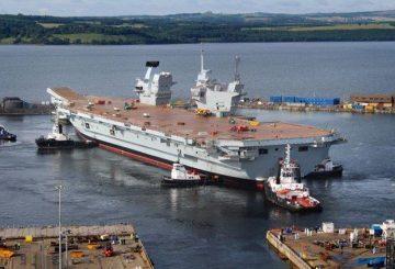 HMS QUEEN ELIZABETH 02