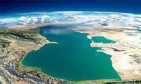 Il Mar Caspio è diventato un lago