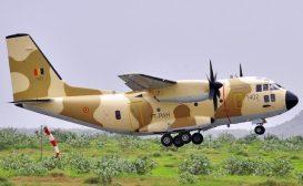Leonardo presenta il C-27J al salone Africa Aerospace & Defence
