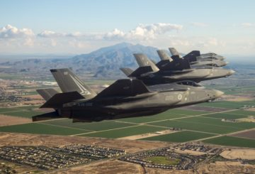 First Royal Australian Air Force F-35A Lightning II Arrives at Luke AFB, AZ, 18 December 2015