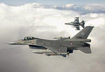 oyal Netherlands Air Force (RNLAF) F-16