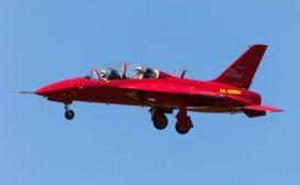 Nessun finanziamento per l'addestratore russo SR-10