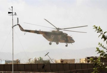 Mil 17 afghano a Kunduz REUTERS