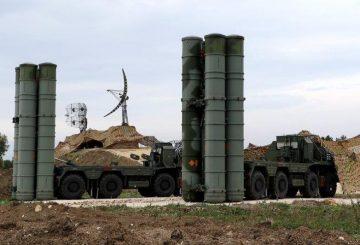 S 400 a Latakya