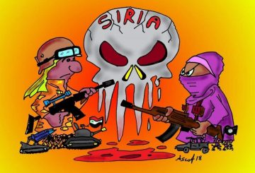 Siria la guerra infinita color (002)