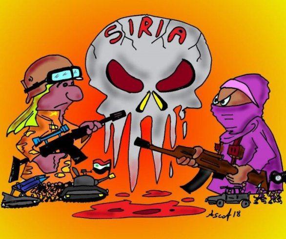 In Siria l'Isis combatte ancora