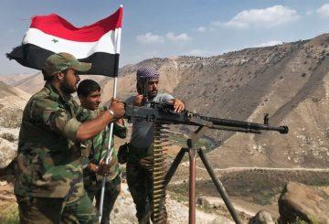 ikhail Alaeddin Sputnik Siria Idlib front