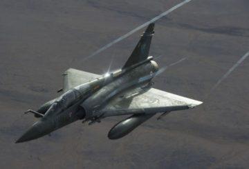 Opération Barkhane - Mission de ravitaillement en vol