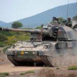 L'evoluzione dell'esercitazione d'artiglieria Medusa