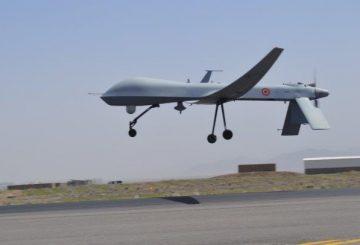 06. foto di repertorio - velivolo a pilotaggio remoto Predator