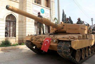 Leopard2 turco AFRIN twitter