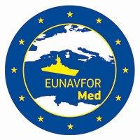 eunavfor med logo