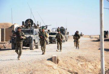 1 attività congiuta italiani ed afghani Apertura