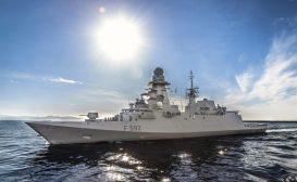 """Missione """"promozionale"""" nel Golfo e Mare Arabico per la fregata Margottini"""